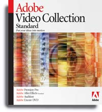 Adobe: wideo Collection 1.0 (PC) (23170013/23170004)