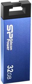 Silicon Power Touch 835 blau 32GB, USB-A 2.0 (SP032GBUF2835V1B)