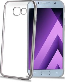 Celly Laser für Samsung Galaxy A3 (2017) silber (LASER643SV)