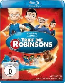 Triff die Robinsons (Blu-ray)