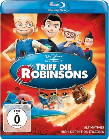 Triff die Robinsons (Blu-ray) -- via Amazon Partnerprogramm