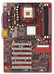 Soltek SL-85DR-C, i845D (DDR)