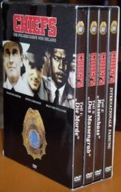 Chiefs - Die Polizeichefs von Delano
