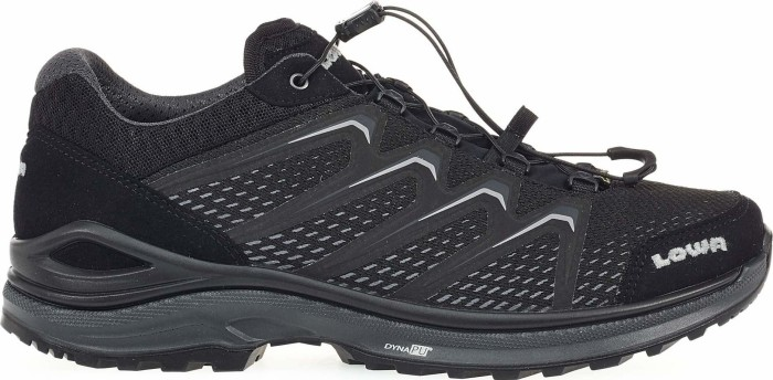Lowa Maddox GTX Lo anthracite/lime (men) (310614-9702)