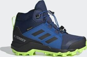 adidas Terrex Mid GTX tech indigo/core black/signal green (Junior) (EF2248)