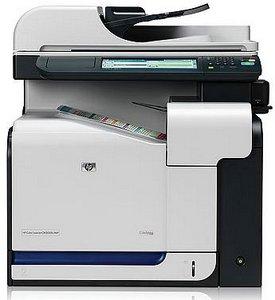 HP Color LaserJet CM3530 MFP, Farblaser (CC519A)