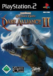 Baldurs Gate: Dark Alliance 2 (German) (PS2)