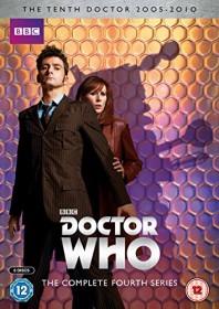 Doctor Who (2005) Season 4 (DVD) (UK)