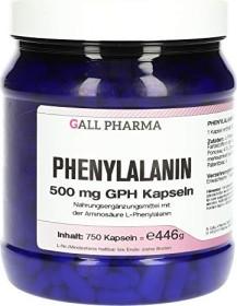 Phenylalanin 500mg GPH Kapseln, 750 Stück