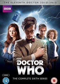 Doctor Who (2005) Season 6 (DVD) (UK)
