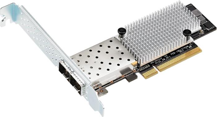 ASUS PEB-10G/57840-2S, 2x SFP+, PCIe 3.0 x8 (90SC05V1-M0UAY0)