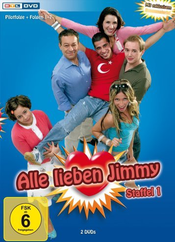 Alle lieben Jimmy Staffel 1 -- via Amazon Partnerprogramm