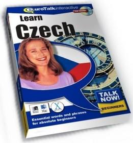 Eurotalk Talk Now Beginners - Czech (English) (PC/MAC)