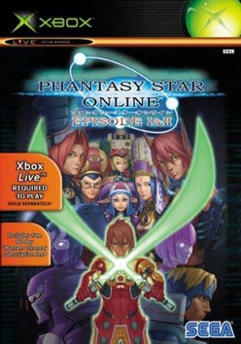 Phantasy Star Online (niemiecki) (Xbox) -- via Amazon Partnerprogramm