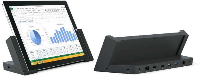 Microsoft Surface Pro 3 Docking Station (3QM-00002/3Q9-00002)