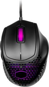 Cooler Master MasterMouse MM720 RGB Gaming Maus schwarz matt, USB (MM-720-KKOL1)