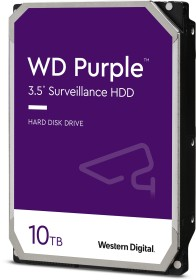 Western Digital WD Purple 10TB, SATA 6Gb/s (WD100PURZ)