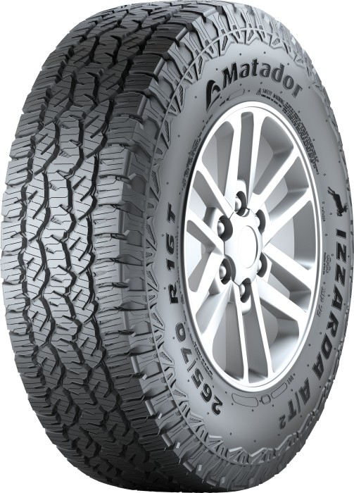 Matador MP 72 Izzarda A/T 2 255/60 R18 112H XL FR (15902150000)