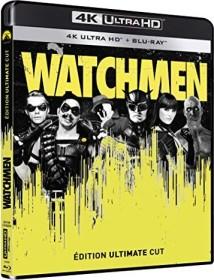 Watchmen - Die Wächter (4K Ultra HD)