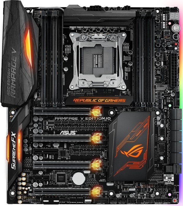 ASUS ROG Rampage V Edition 10 (90MB0Q00-M0EAY0)