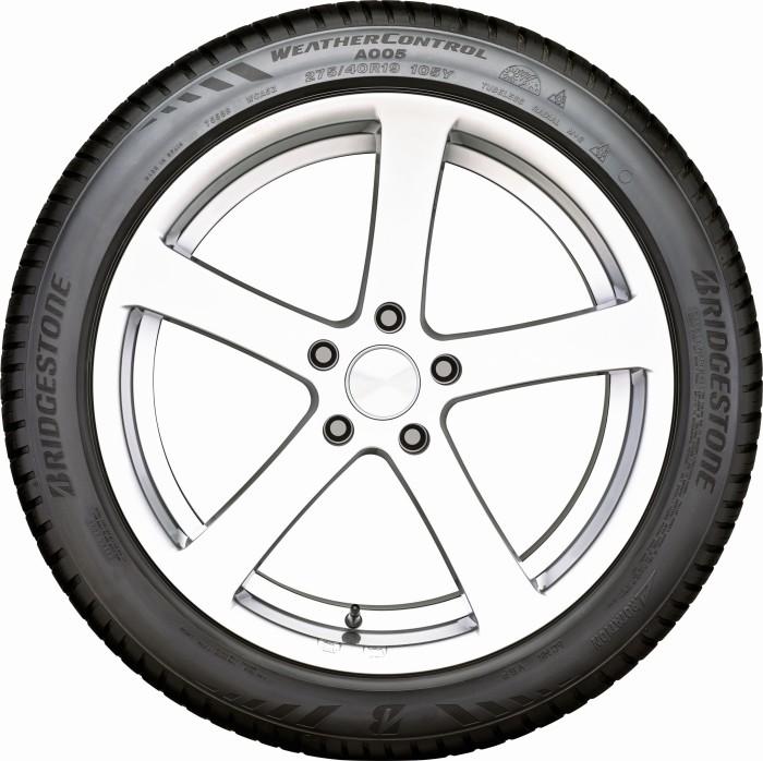 1x Bridgestone A005 Weather Control 225//55 R16 99W Ganzjahresreifen ID388238