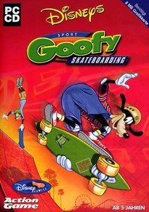 Goofy Skateboarding (deutsch) (PC)