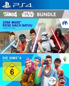 Die Sims 4 inkl. Star Wars: Reise nach Batuu (PS4)
