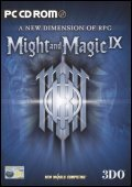 Might and Magic 9 (niemiecki) (PC)