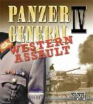 Panzer General IV - Western Assault (German) (PC)