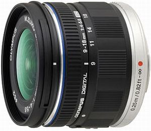 Olympus lens M.Zuiko digital ED 9-18mm 4.0-5.6 (N3850192)
