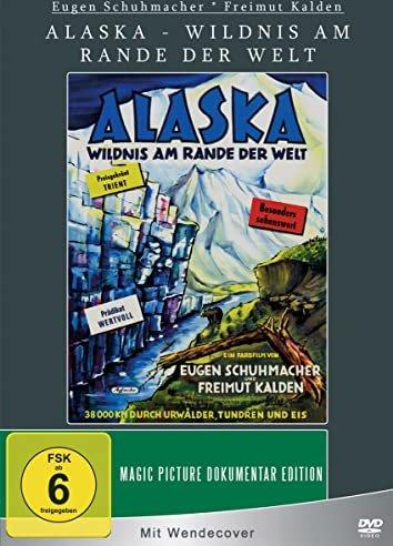 Reise: Alaska -- via Amazon Partnerprogramm