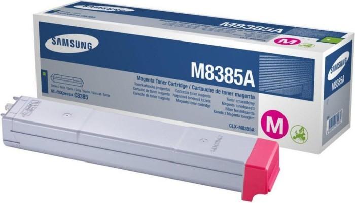 Samsung Toner CLX-M8385A magenta (SU596A)