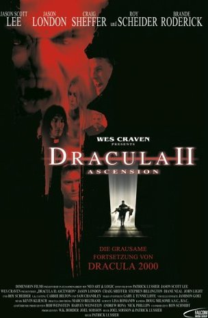 Wes Craven's Dracula 2 - The Ascension -- via Amazon Partnerprogramm