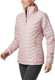 Columbia Powder Lite Jacke dusty pink (Damen) (WK1498-626)