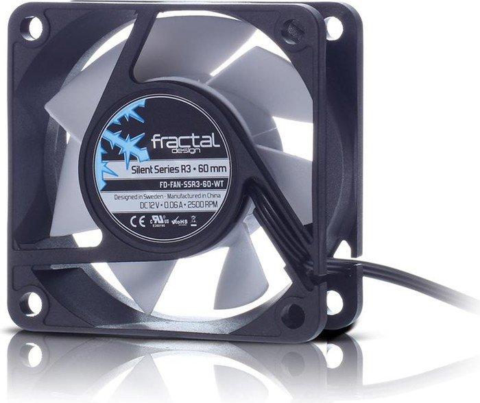 Fractal Design Silent R3, 60mm (FD-FAN-SSR3-60)