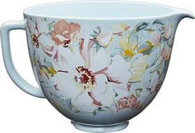 KitchenAid 5KSM2CB5PWG ceramic bowl 4.7l white gardenia