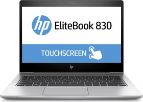 HP EliteBook 830 G5, Core i5-8250U, 16GB RAM, 512GB SSD, LTE, UK (3JX73EA#ABU)