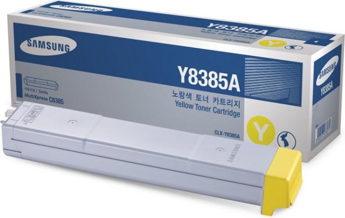 Samsung Toner CLX-Y8385A yellow (SU632A)