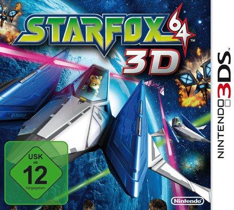 StarFox 3D (German) (3DS)