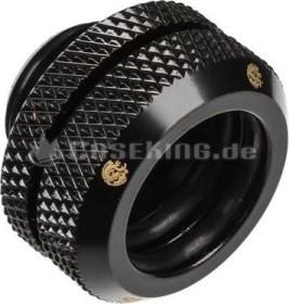 """Bitspower Multi-Link Adapter G1/4"""" auf 14mm, schwarz (BP-MBEML14)"""