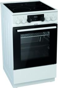 Gorenje EC5341WG electric cooker with ceramic hob