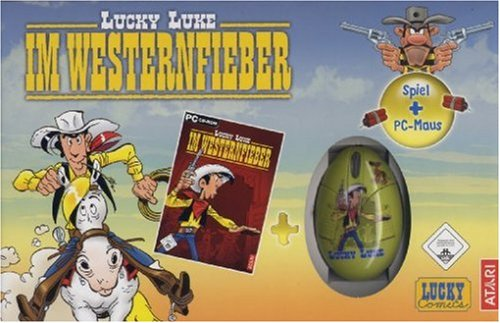 Lucky Luke - Im Westernfieber (deutsch) (PC) -- via Amazon Partnerprogramm