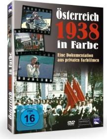 Österreich 1938 in Farbe (DVD)