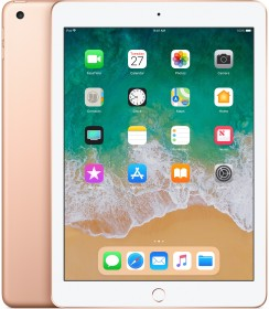 Apple iPad 128GB, gold [6. Generation / 2018] (MRJP2FD/A)