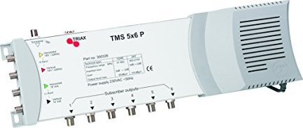 Triax TMS 5x6 P multi-switch (300326) -- via Amazon Partnerprogramm
