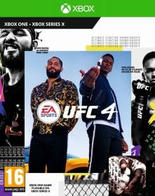EA Sports: UFC 4 (Xbox One)
