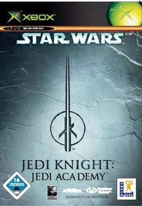 Star Wars: Jedi Knight - Jedi Academy (deutsch) (Xbox) (XB-384)
