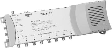 Triax-Hirschmann TMS 5x8 P (300328) -- via Amazon Partnerprogramm