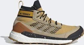 adidas Terrex Free Hiker legacy gold/sand/core black (Herren) (FV6817)