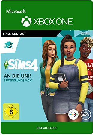The Sims (German) (Xbox) -- via Amazon Partnerprogramm